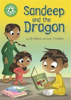 Reading Champion : Sandeep and the Dragon