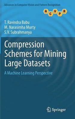 Compression Schemes for Mining Large Datasets
