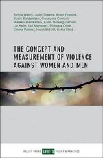 The Concept and Measurement of Violence Against Women and Men