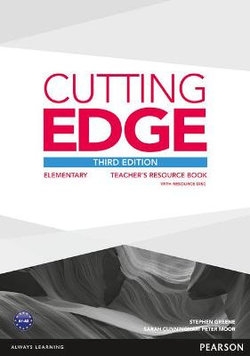 Cutting Edge 3rd Edition Elementary Teacher's Book with Teacher's Resources Disk Pack