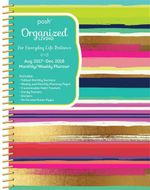 Posh: Organized Living 2017-2018 Diary
