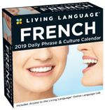 Living Language: French 2019 Day-to-Day Calendar