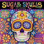 Sugar Skulls 2019 Square Wall Calendar