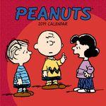 Peanuts 2019 Square Wall Calendar