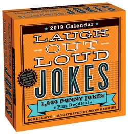 Laugh out Loud 2019 Day-to-Day Calendar