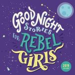 Good Night Stories for Rebel Girls 2019 Square Wall Calendar