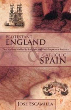 Protestant England and Catholic Spain