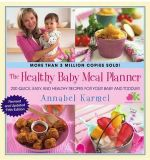 The Healthy Baby Meal Planner