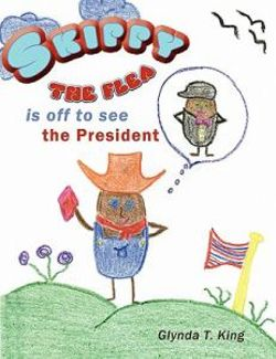 Skippy the Flea Is off to see the President