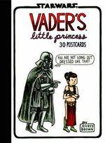 Vader's Little Princess Postcards