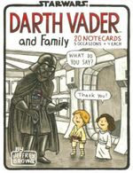 Darth Vader and Family Notecards