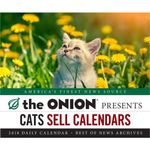 2018 Daily Calendar: The Onion