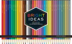 Bright Ideas Deluxe Colored Pencils Set