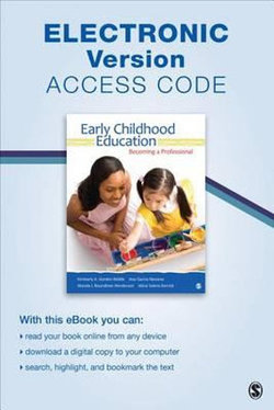 Early Childhood Education Electronic Version
