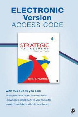 Strategic Management Electronic Version