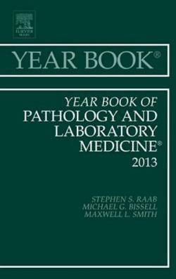 Year Book of Pathology and Laboratory Medicine 2013