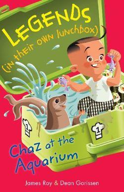 Chaz at the Aquarium