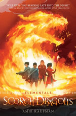 Scorch Dragons (Elementals, Book 2)