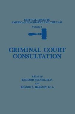 Criminal Court Consultation