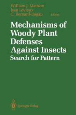 Mechanisms of Woody Plant Defenses Against Insects