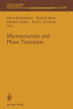 Microstructure and Phase Transition