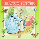Beatrix Potter 2019 Square Wall Calendar