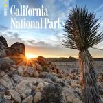 California National Parks 2018 Wall Calendar