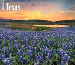 Texas, Wild & Scenic 2018 Deluxe Wall Calendar