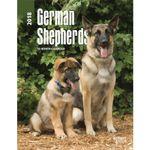 German Shepherds Engagement Calendar Diary
