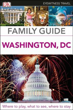 Washington, DC - DK Eyewitness Travel Guide
