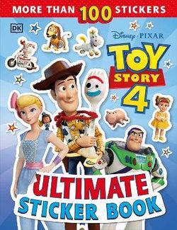 Disney Pixar Toy Story 4 Ultimate Sticker Book