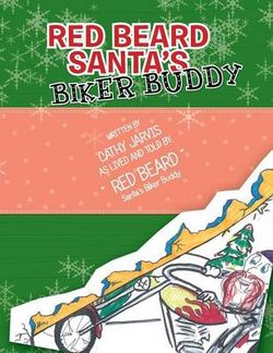 Red Beard Santa's Biker Buddy