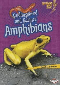 Endangered and Extinct Amphibians