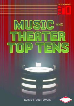 Music and Theatre Top Ten