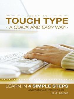Learn to Touch Type a Quick and Easy Way