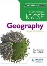 Cambridge IGCSE Geography Teacher's CD