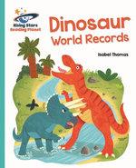Reading Planet - Dinosaur World Records - Turquoise: Galaxy