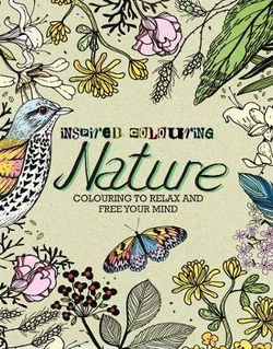 Inspired Colouring Nature