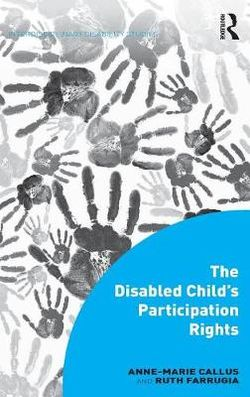 Disabled Children's Rights To Participation