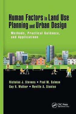 Human Factors in Land Use Planning and Urban Design