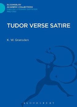 Tudor Verse Satire