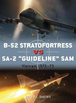 """B-52 Stratofortress vs SA-2 """"Guideline"""" SAM"""