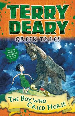The Boy Who Cried Horse : Greek Tales