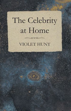 The Celebrity at Home