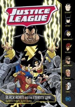 Justice League Pack B of 4