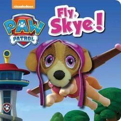 Nickelodeon PAW Patrol Fly, Skye! Finger Puppet Book