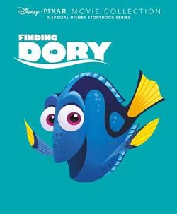Disney Pixar Movie Collection: Finding Dory