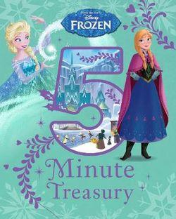 Disney Frozen 5-Minute Treasury