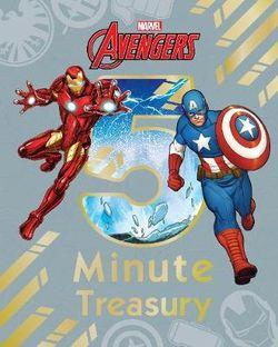 Marvel Avengers 5-Minute Treasury