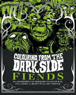 Colouring from the Dark Side Fiends
